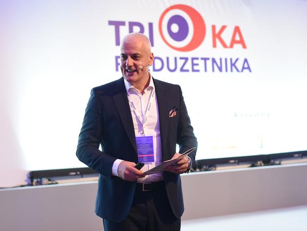 Darko Mirković, direktor Alterne -  Unutrašnji mir je osnova za dobre ideje
