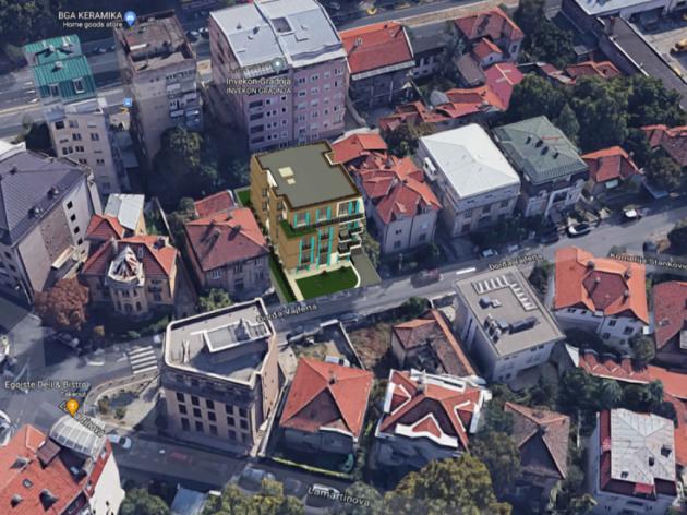 Kompanija Dasa nameštaj iz Novog Pazara gradiće stambenu zgradu na Vračaru (FOTO)