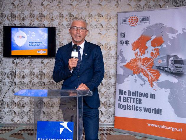 UnitCargo proslavio prvu godinu poslovanja u Srbiji  - U planu otvaranje modernog logističkog centra u naredne tri godine