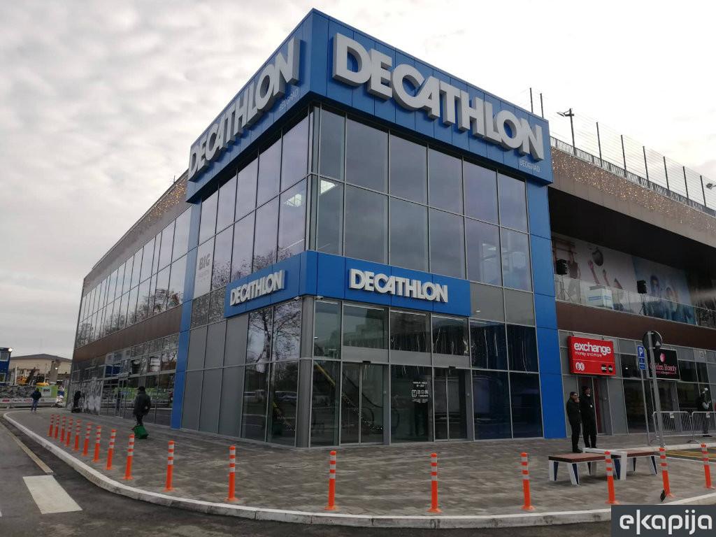 Otvorena prva Decathlon prodavnica sportske opreme u Srbiji - Osim Beograda, u planu i drugi gradovi