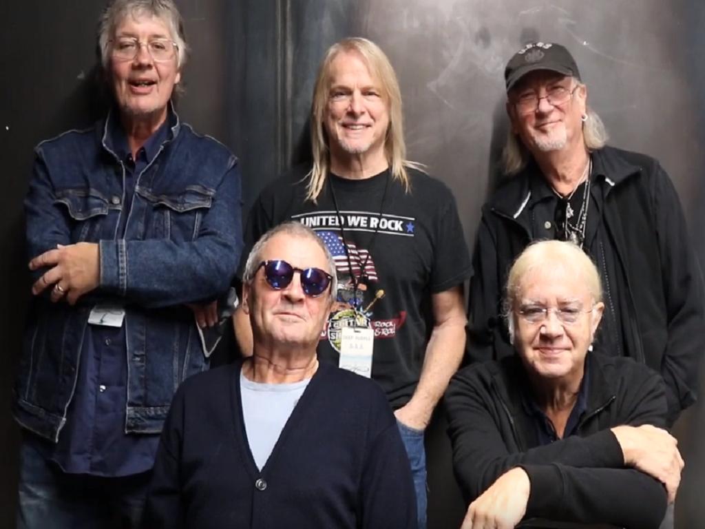 Deep Purple 6. decembra u Areni - Članovi grupe pozvali fanove iz Srbije na koncert (VIDEO)