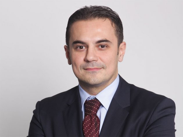 Dejan Markovic, GM at Schneider Electric - Always try at least once more