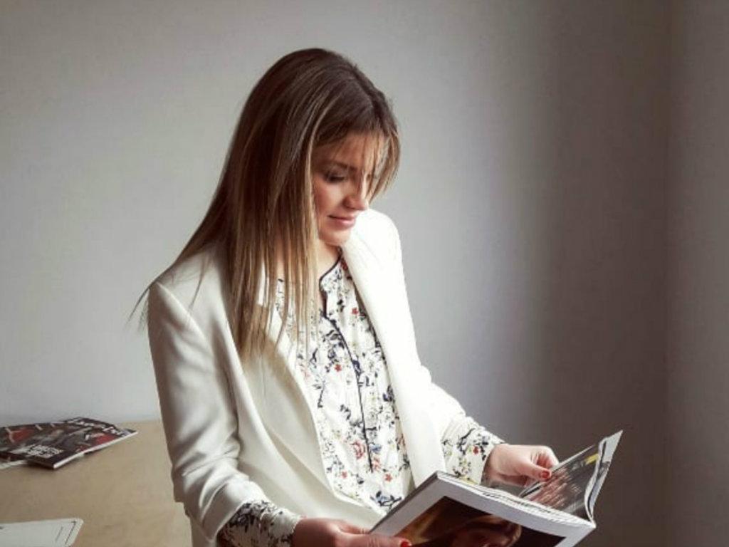 Dejana Barjaktarović, PR menadžer u agenciji Keynote communications - PR Kao stil života