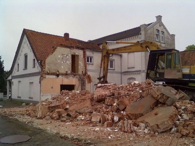 Dekonstrukcija umesto rušenja - Rešenje za građevinski otpad