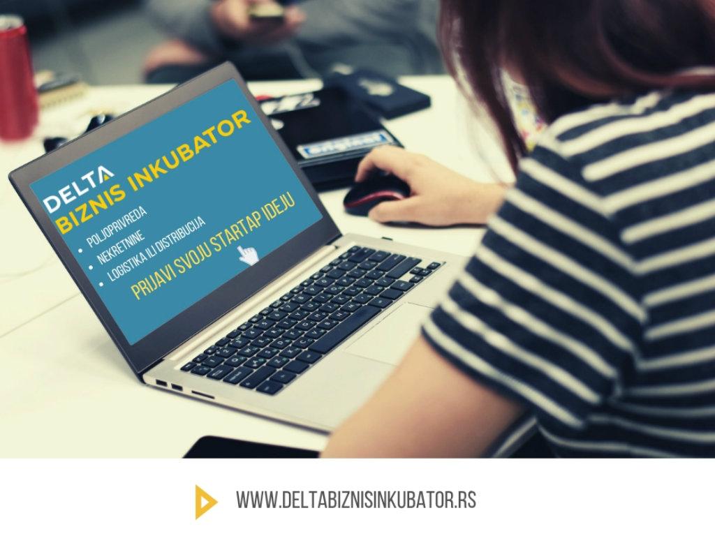 Otvorene prijave za Delta Biznis Inkubator 2019