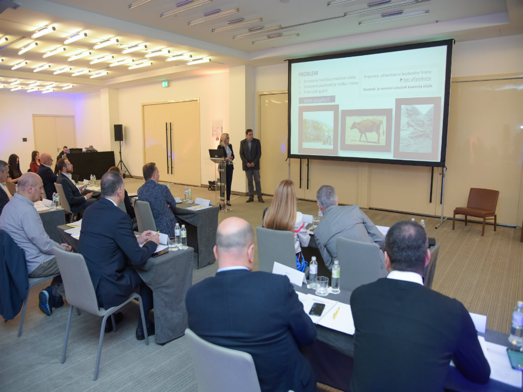 Farma Inova sa proizvodom Stabilizator silaže pobednik Delta Biznis Inkubatora 2020