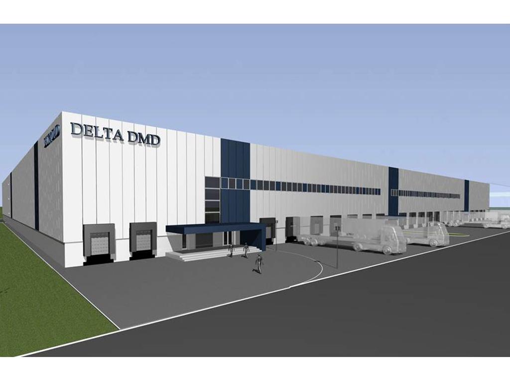 """""""Delta"""" u martu otvara distributivni centar u Staroj Pazovi"""