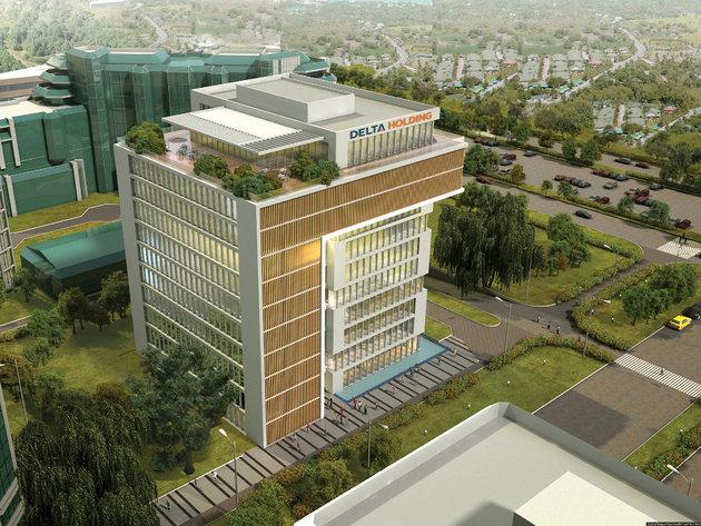 Delta holding planira izgradnju nove upravne zgrade u Beogradu vredne 35 mil EUR (FOTO)