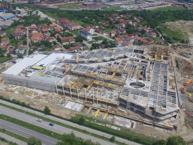 Šoping mol Delta Planet u Banjaluci biće otvoren u prvom kvartalu 2019.