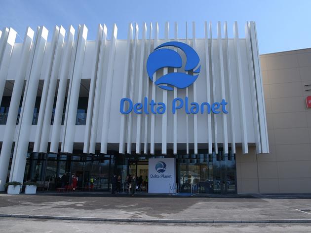 U Banjaluci otvoren šoping mol Delta Planet - Kompanija Delta najavila ulaganje u Sarajevo