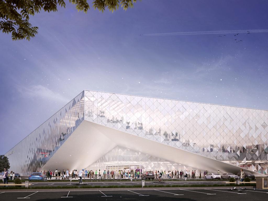 Grad Niš tvrdi da je zainteresovan za gradnju Deltinog tržnog centra - Čeka se plaćanje konverzije