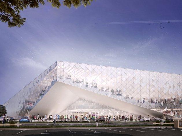 Delta u februaru 2018. počinje gradnju tržnog centra u Nišu - Vrednost projekta 80 mil EUR