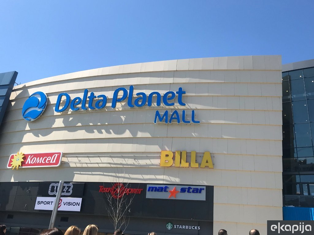 Delta Planet shopping mall opens in Varna – Delta Real Estate and AP Investment invest EUR 120 million