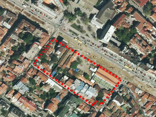 Residential and office facilities planned in former Depo location in Belgrade