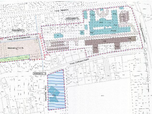 Stambene zgrade umesto DES-a i proširenje Betanije i vrtića u Novom Sadu