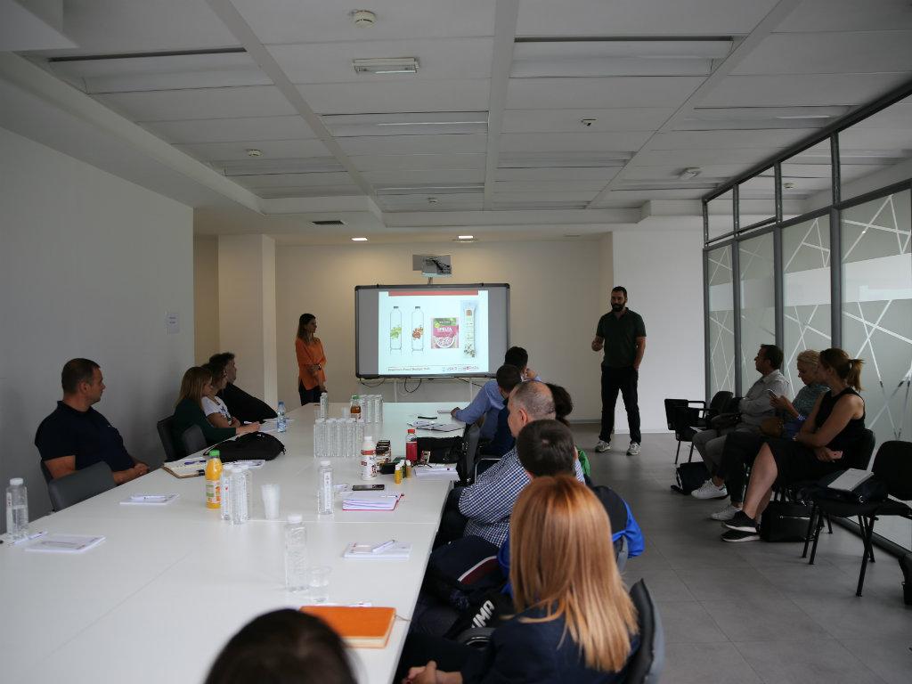 Inovativni sokovi, premazi, pekmezi, sirevi, pite... - Desing Taste Centar okuplja startap kompanije i mala i srednja preduzeća