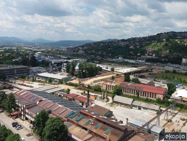 Dogovorena izgradnja servisne saobraćajnice od carinskog terminala Energoinvesta do Halilovića - Vrijednost ugovora 1,5 mil KM