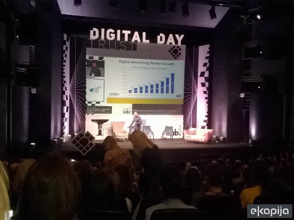 Digital Day 2019. u Beogradu okupio stručnjake iz svjetski poznatih kompanija - Reklame će se praviti sa veštačkom inteligencijom