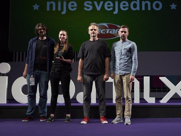 Nagrađena ekipa agencije Ovation BBDO