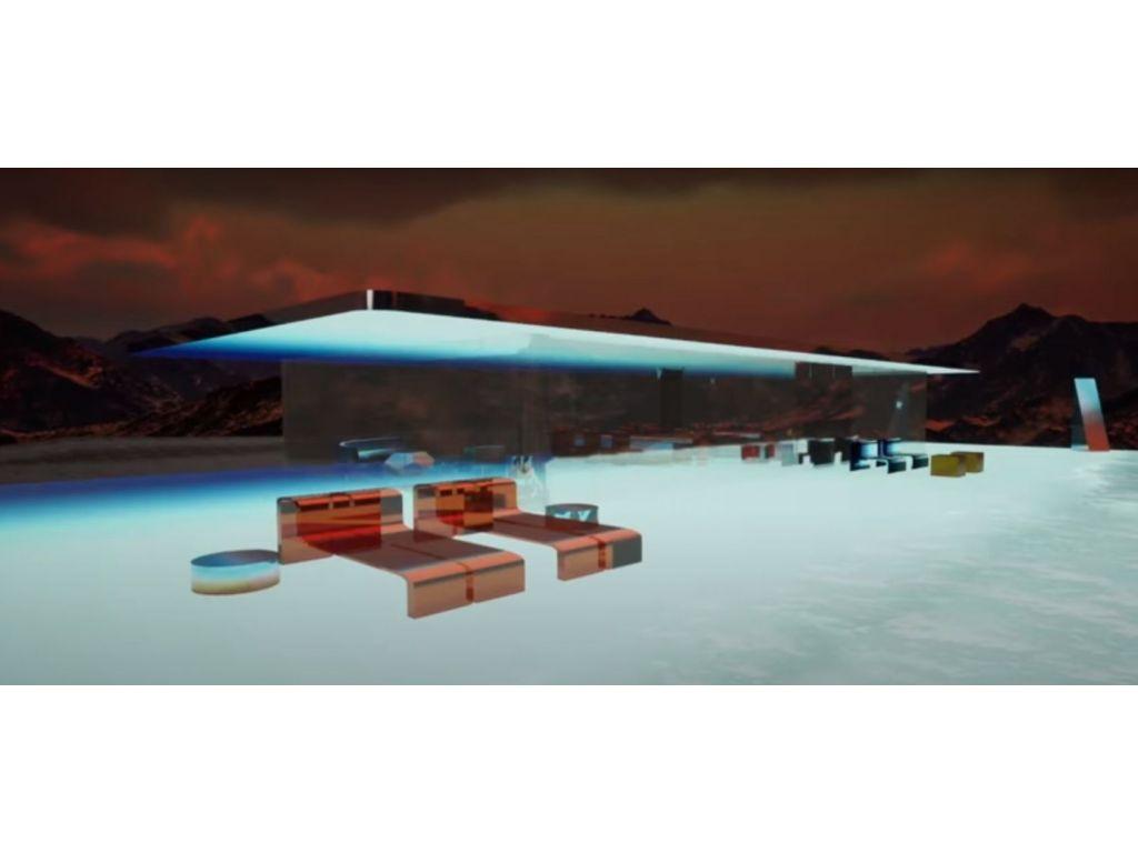 Mars House - Prodata prva digitalna kuća na svijetu (VIDEO)