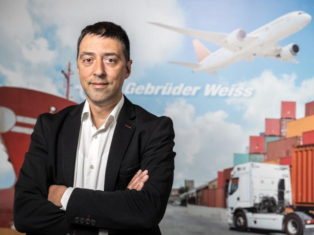 Dimitrije Nikolić, direktor divizije Air&Sea i regionalni direktor u kompaniji Gebrüder Weiss - Konstantno širimo  poslovanje, u planu otvaranje novih filijala