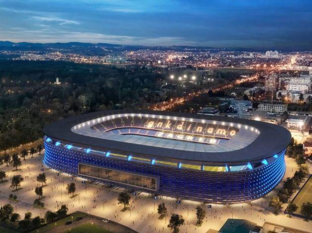 Dinamo dobija novi stadion - Investicija vrijedna 60 mil EUR (FOTO)