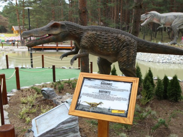 Dino Park Zlatibor has been visited by 60,000 guests in two months