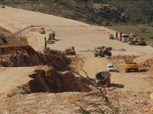 Dionica autoputa Buna-Počitelj trebalo bi biti završena početkom 2020. (VIDEO)