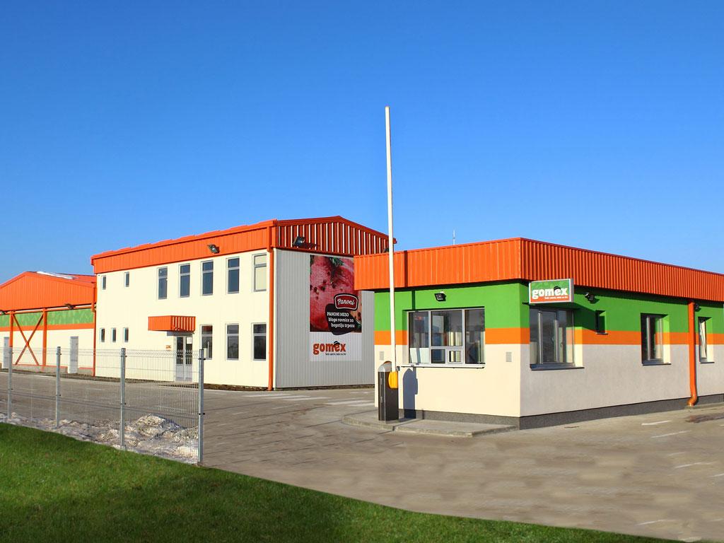 Gomex proširio distributivni centar u Zrenjaninu za još 4.000 kvadrata - U 2017. i izgradnja hladnjače za voće i povrće