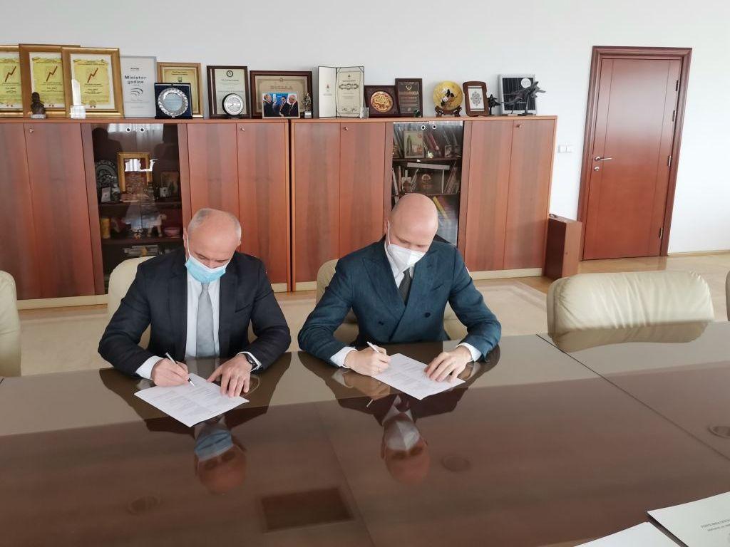 RS i NIS jačaju saradnju u sferi energetike - Do kraja godine nova bušotina na lokaciji Obudovca