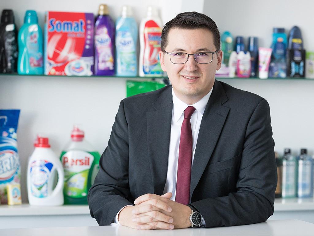Đorđe Popović, generalni direktor sektora Deterdženti i kućna hemija kompanije Henkel - Želimo da Srbija bude prva po tržišnom učešću na nivou grupacije
