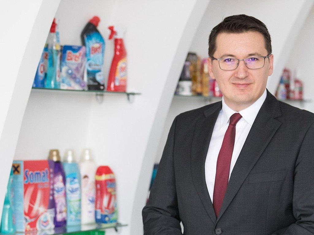 Đorđe Popović, direktor sektora Deterdženti i kućna hemija kompanije Henkel Srbija - Nastavljamo širenje proizvodnih kapaciteta u Kruševcu