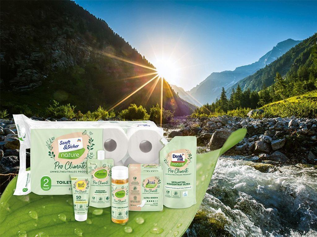 Kompanija dm ide korak dalje u zaštiti životne sredine - Lansirani Pro Climate proizvodi neutralni po životnu sredinu