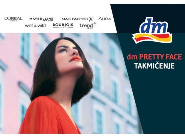 Größte Online-Make-up-Show in Serbien - Bereiten Sie sich auf dm Pretty Face vor
