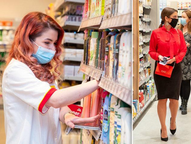 Kompanija dm otvorila novu drogeriju u TC Galerija u Beogradu