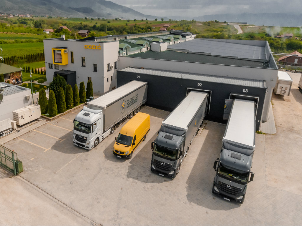 Sa TIMOCOM-om na putu ekspanzije i izvoza - Proizvođač namještaja Dodić doo proširuje sopstvenu distribuciju u samostalnu transportnu djelatnost