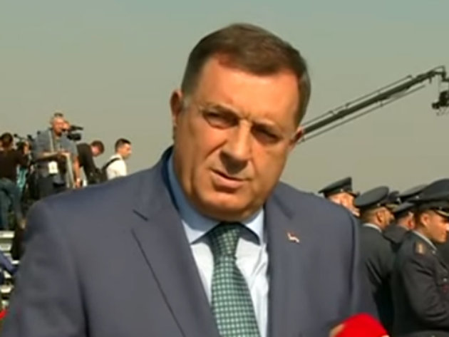 DODIK: Rusija želi da gradi gasovod u Republici Srpskoj