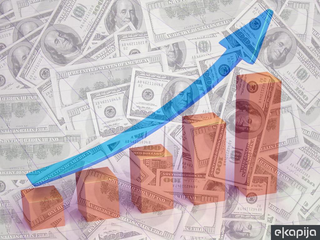 Globalni dug premašio 250 hiljada mlrd USD