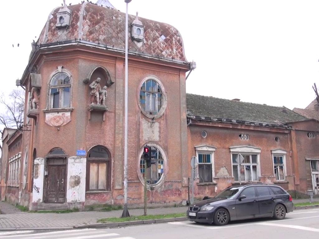 Asing iz Beograda rekonstruiše Dom JNA u Rumi - Prenamena u kulturni objekat