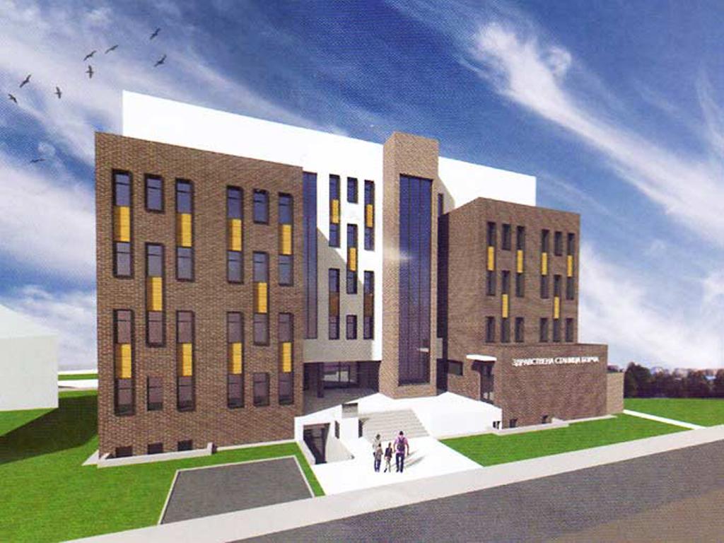 Počela gradnja Doma zdravlja u Borči na 7.000 m2 - Vrednost radova 800 miliona dinara