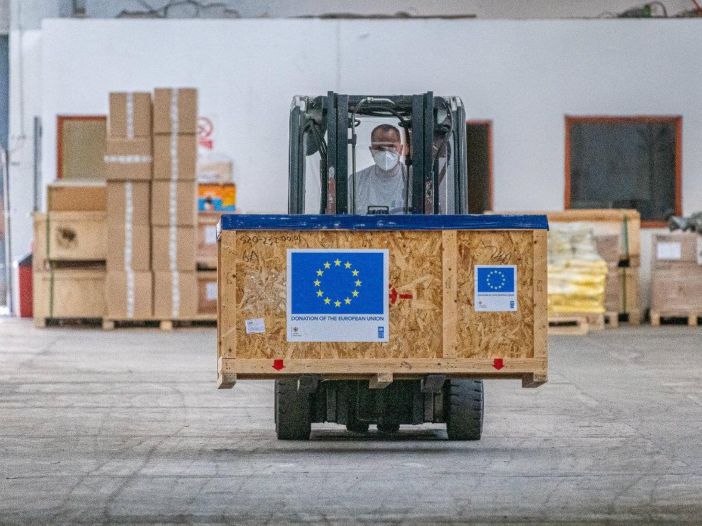 EU donirala crnogorskim bolnicama 10 mobilnih rendgena vrijednih 286.855 EUR