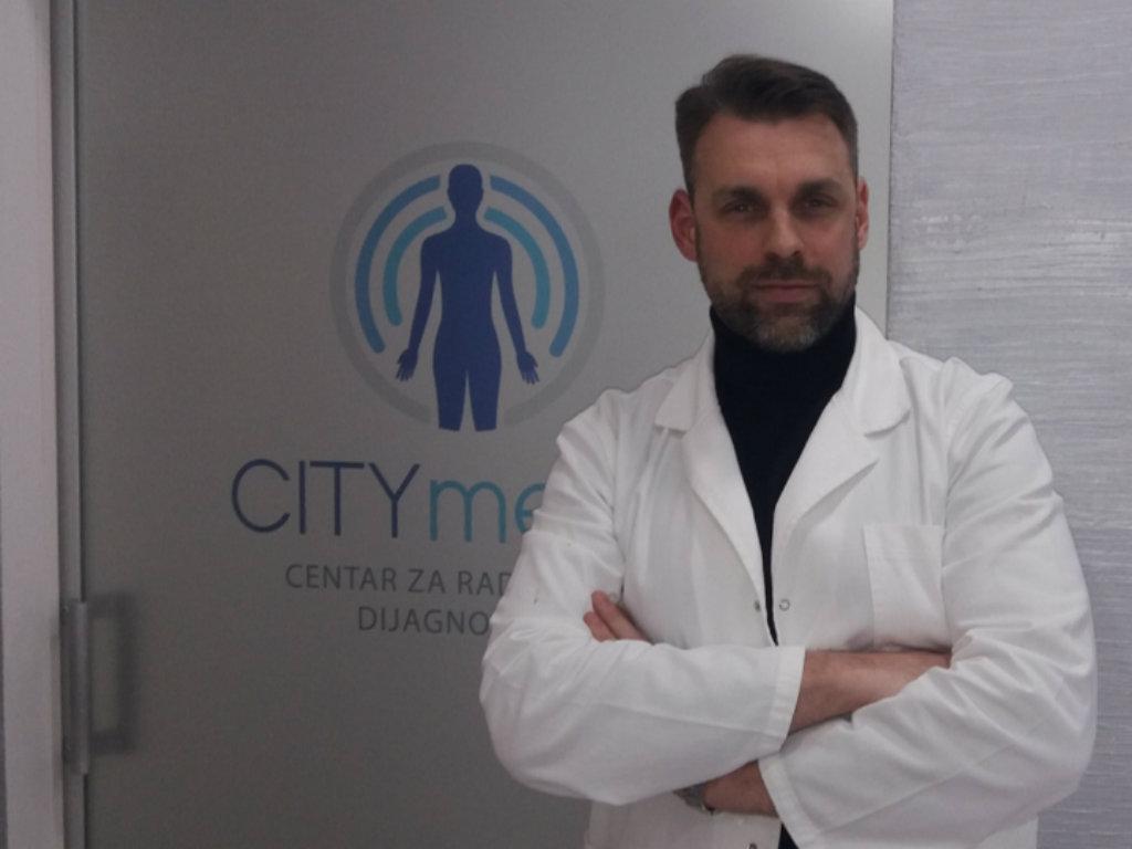 Bojan Banko, lekar Centra za radiologiju i magnetnu rezonancu KCS - Snimanje celog tela na MR značajno za rano otkrivanje svih bolesti