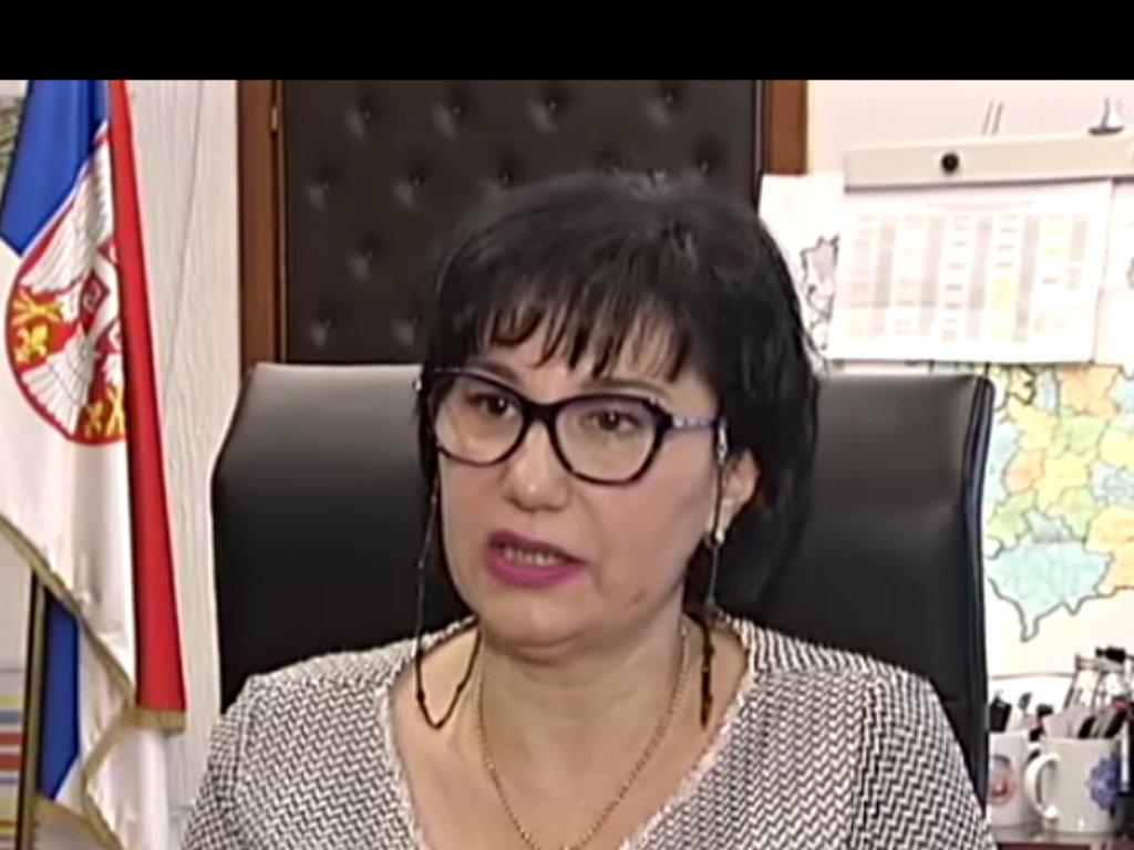 Dragana Marković, ekonomistkinja - Naftašica u Poreskoj upravi