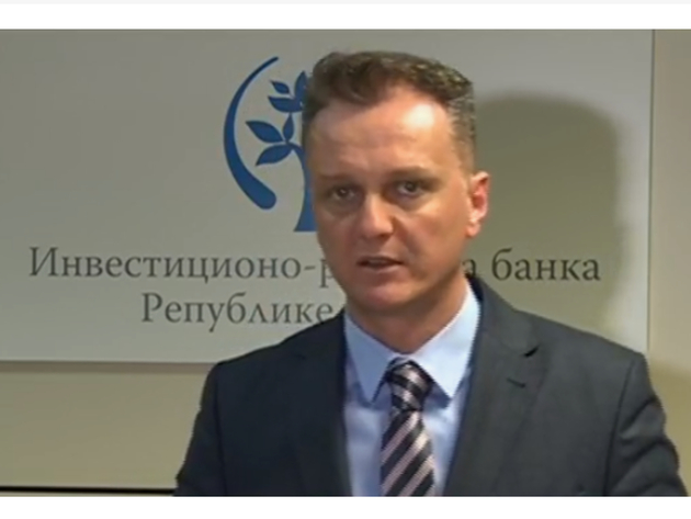 Dražen Vrhovac, v.d. direktora IRB RS - Finansijski mehanizam donosi dobre rezultate