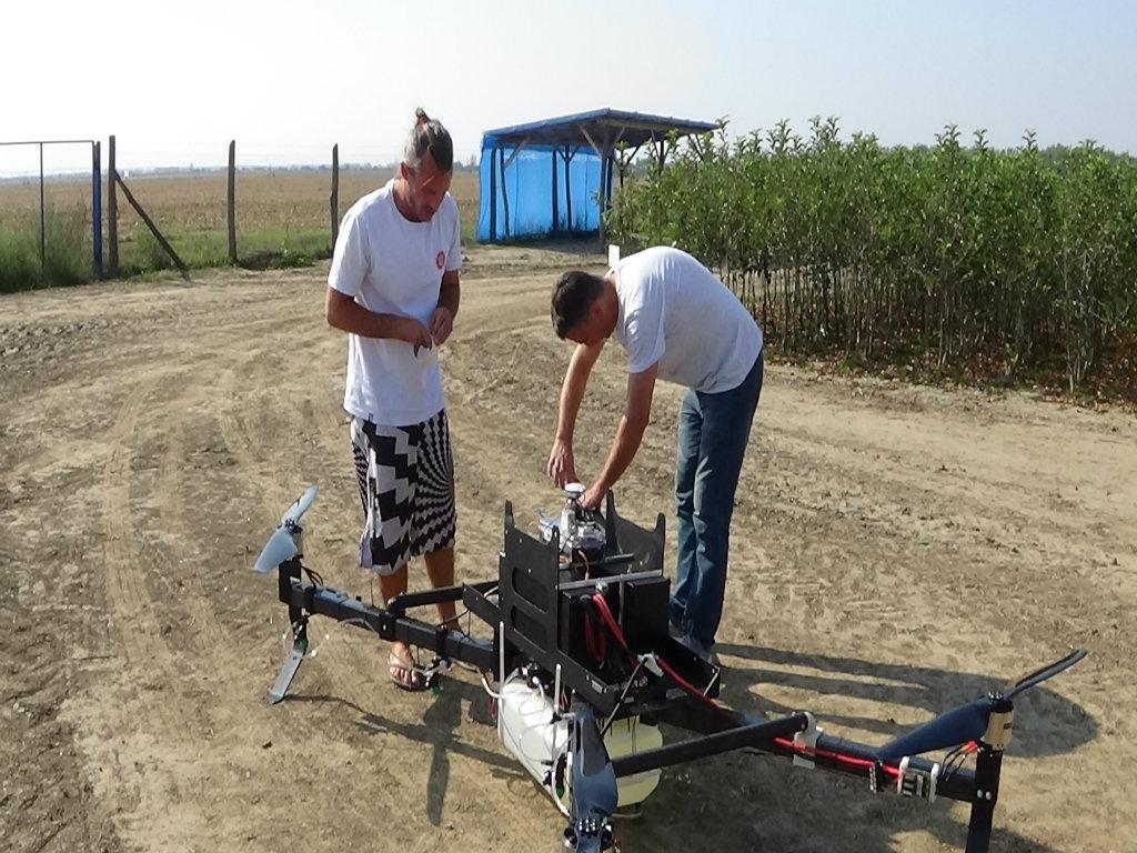 Devana Aero iz Beograda razvija dron nosivosti do 50 kg - Traktor novog veka