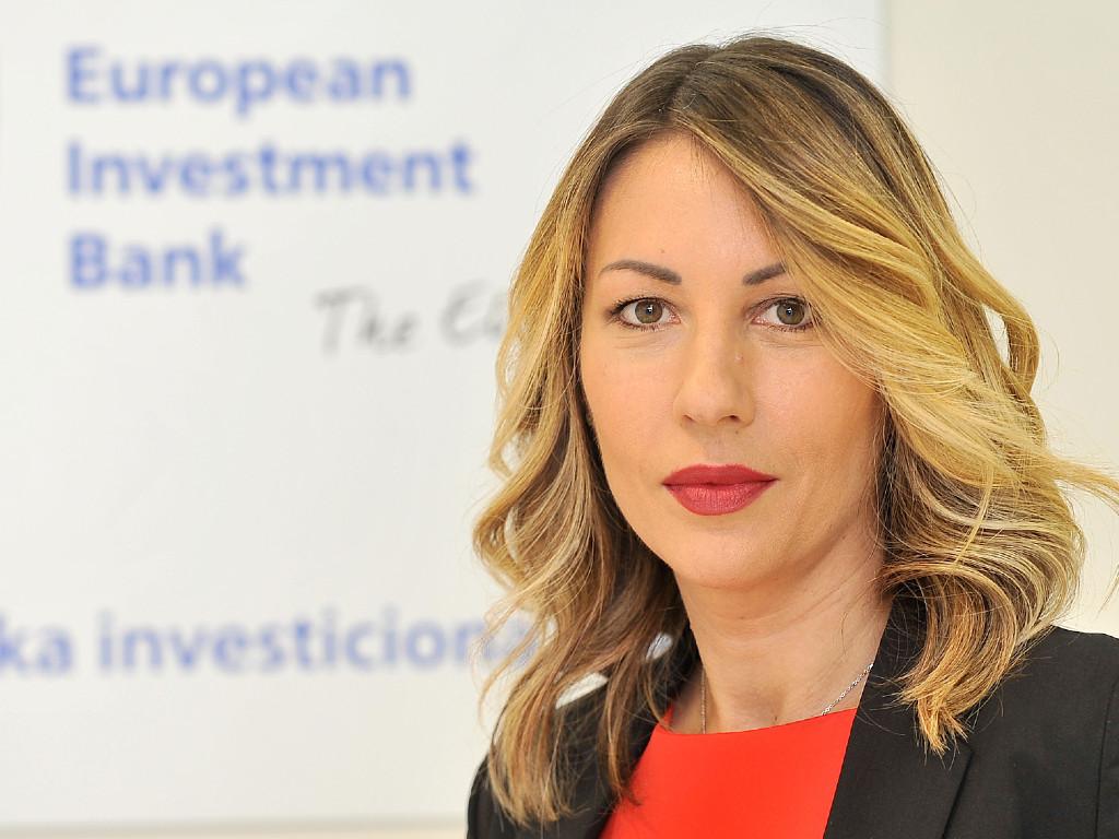 Dubravka Negre, direktorka EIB za Zapadni Balkan - Finansijsku pomoć usmerićemo ka zdravstvu i ka malim i srednjim preduzećima