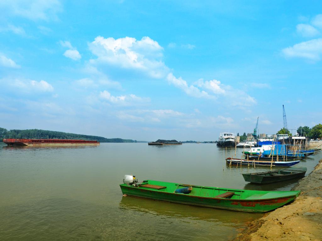 Kako plavna područja mogu poboljšati kvalitet vode Dunava