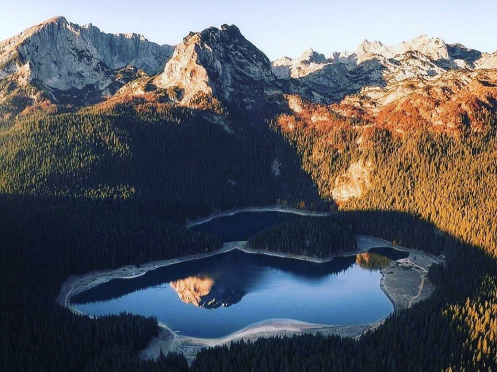 Virtuelna putovanja kroz neke od najljepših crnogorskih predjela