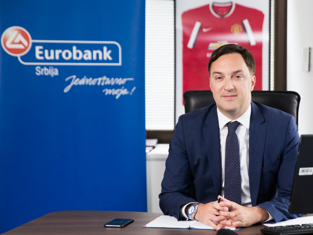 Eurobank pruža snažnu podršku privredi