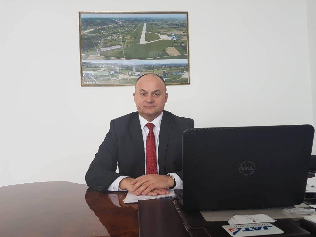 Duško Kovačević, v.d. generalnog direktora Aerodroma Banjaluka - Dovešćemo niskotarifne aviokompanije